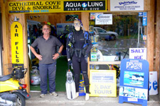 Diving Shop Hahei